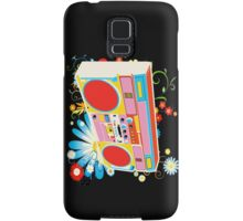 Ghetto Blaster - Summertime Samsung Galaxy Case/Skin