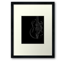 glowstrings 3 Framed Print