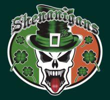 Leprechaun Skull 2.1: Shenanigans by sdesiata