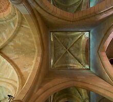 Arches Above Redux by Matthew Stewart