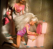 Bad Barbie 2 by LottieLou
