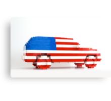 American SUV Canvas Print