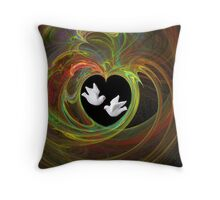 You'll Always Be In My Heart Throw Pillow