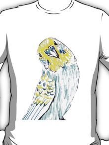 Budgie in Love T-Shirt