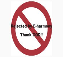 E-Harmony Rejection by jim hall
