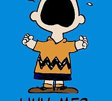 Why Me? Charlie Brown by Francerost