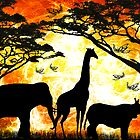 Harmony of the Seers by dimarie