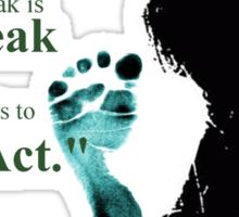 #ProLife Sticker