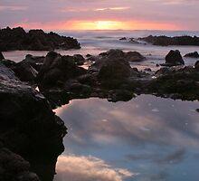 Petit Port Rock Pool by malycom