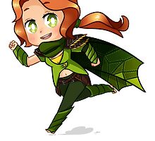 Windranger by catdoodle