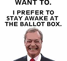 UKIP IF YOU WANT TO by DJVYEATES