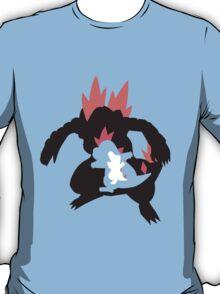 Totodile evolution chain T-Shirt