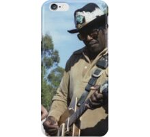 Bo Diddley @ 2JJJ Concert, Mount Druitt, 1981 iPhone Case/Skin