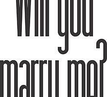 will you marry me? by Vana Shipton