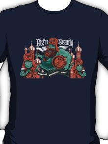 'Big n' Beardy' Russian Imperial Stout  T-Shirt