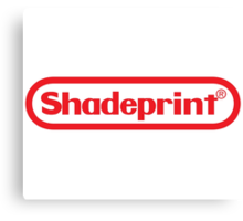 Shadeprint Entertainment Computers. Canvas Print