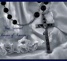 Spiritual Bouquet by CatholiCARDS