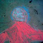 chalk lady by Jennifer  Hammann