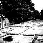 abandoned playground by Jennifer  Hammann