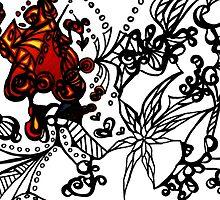Burning Down One Side by Mar Silva