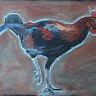 electricjunglefowl by Glenda Jones