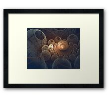 Dawn of a New Breed Framed Print