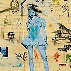 Hello Nurse - Street Poster 02 by tano