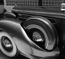 Packard Twelve by Kurt Golgart