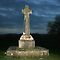 Celtic cross at Dysart by John Quinn