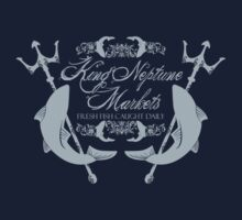 King Neptune Markets by Simon Greening