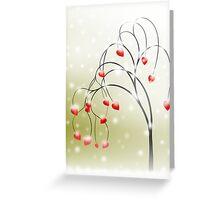 * tree of hearts * Greeting Card