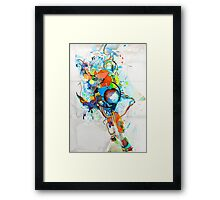 Nectar Flow Framed Print
