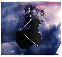 ES Birthsigns: The Lady Poster