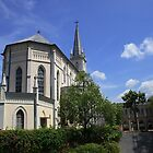 Chijmes in Singapore by BengLim