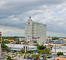 Downtown Coral Gables by Roland Pozo