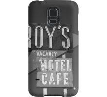 Route 66 - Roy's of Amboy, California Samsung Galaxy Case/Skin