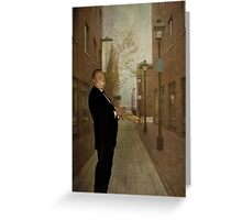 Private Concert Greeting Card