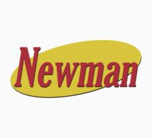 Newman - Seinfeld by notisopse