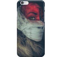 Red Mantis  iPhone Case/Skin