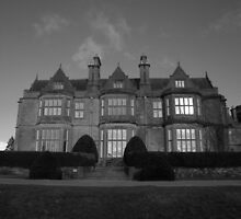Muckross House in black and white by John Quinn