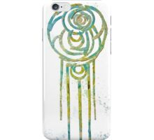 world map dreamcatcher iPhone Case/Skin