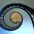 Spiral Staircase by Susan A Wilson