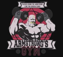 amstrong gym by Ruby84