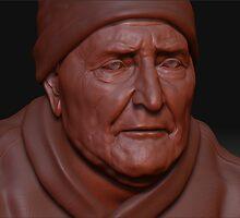 Nonno Michelangelo by ClaM
