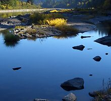 Umpqua River by Leah77
