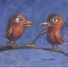 Late Night Tweeting, on products by Cindy Schnackel