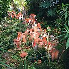A Miniature Village Called Venticello by moltencrayons