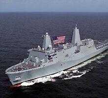 USS NEW YORK by atomikboy