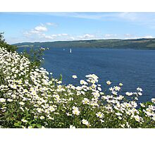 A Sail On Loch Ness Photographic Print