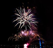 Melbourne New Year 2014/15 7 by AKunde